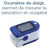 oxymètre-doigt