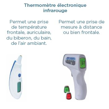 thermomètre-électronique-infrarouge