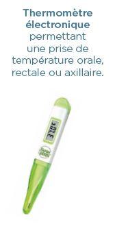 thermomètre-électronique